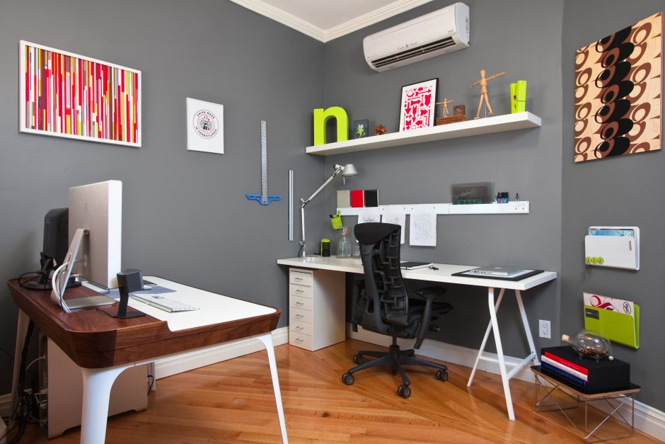 5 passos para organizar um home office