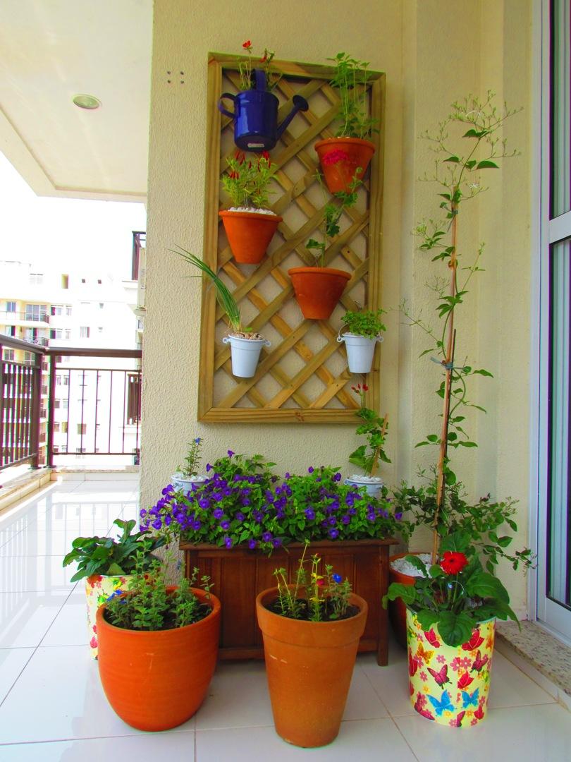 Como fazer um jardim em um apartamento?