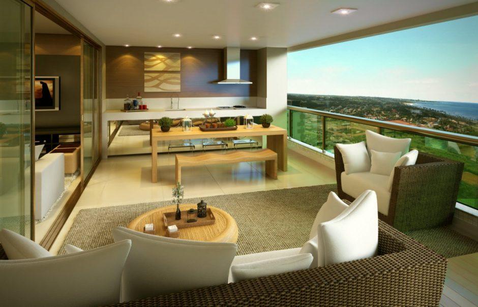 5 dicas para decorar um apartamento de alto padrão
