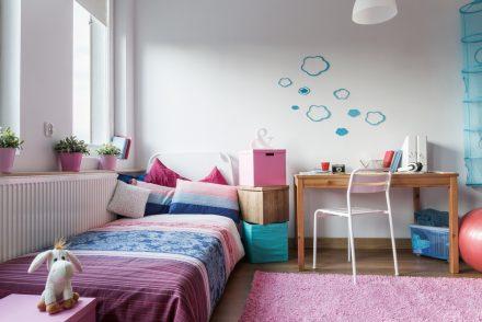 Confira dicas incriveis para quarto de menina no nosso blog.
